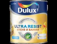 Resist Dulux. Дулюкс Кухня и ванная, ультрастойкая краска для влажных помещений
