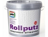 ROLLPUTZ (РоллПутц) «JOBI» акриловая структурная штукатурка для наружных и внутренних работ