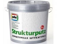 STRUKTURPUTZ (СтруктурПутц) «JOBI» акриловая структурная штукатурка для наружных и внутренних работ