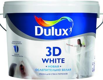 3D White Dulux (Дулюкс)