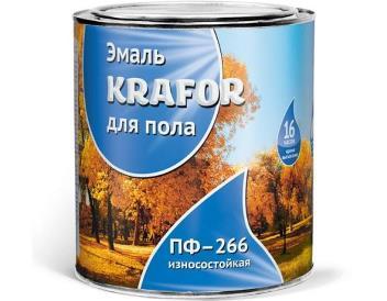 Эмаль ПФ-266  «Krafor» (Крафор)