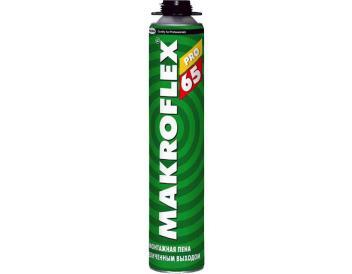 Пена монтажная 0,75 л, профессиональная зимняя «MAKROFLEX»