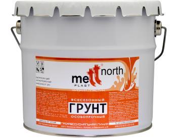 Грунт «Меттпласт-норд» серый, 20 кг