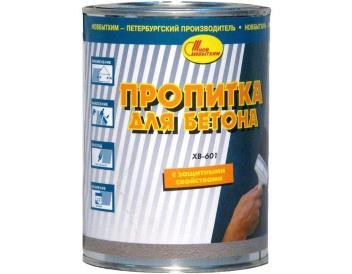 Пропитка по бетону бесцветная, 3 л «Новбытхим»