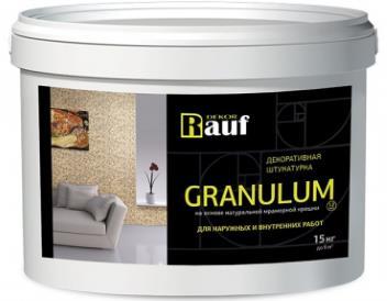 GRANULUM Rauf Декор. мраморная штукатурка для наруж. и внутр. работ