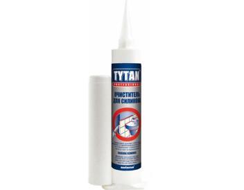 Очиститель для силикона, 80 мл «ТИТАН»